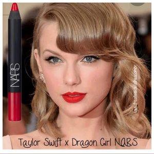 NARS Velvet Matte Lip Pencil in Dragon Girl 1.08oz